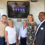 Grassy Waters Live Weather station dedication