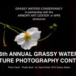 ARMORY ARTS CENTER PARTNERS WITH THE CONSERVANCY FOR 16TH ANNUAL NATURE PHOTOGRAPHY CONTEST